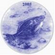 Fiskeplatte 2005 - Saltvand