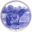 Hesteplatte 2005