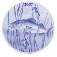 Fiskeplatte 2007 - Saltvand