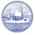 Fiskerierhvervsplatte 2007