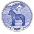 Hesteplatte 2007