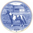 Hesteplatte 2009