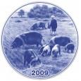 Landbrugsplatte 2009
