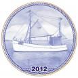 Fiskerierhvervsplatte 2012