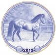 Hesteplatte 2012