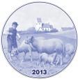 Landbrugsplatte 2013