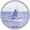 Fiskerierhvervsplatte 2014