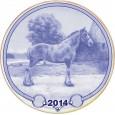 Hesteplatte 2014