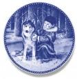 The Best of Friends-Siberian Husky